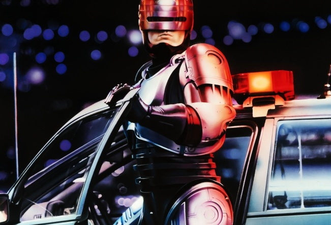 Robocop English full